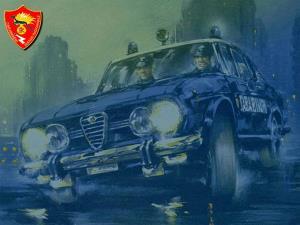 Alfa Giulia Carabinieri Sfondi Wallpaper